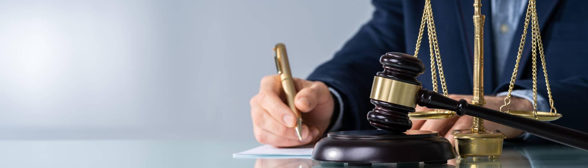 Juridische afwikkeling