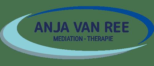 Anja van Ree logo