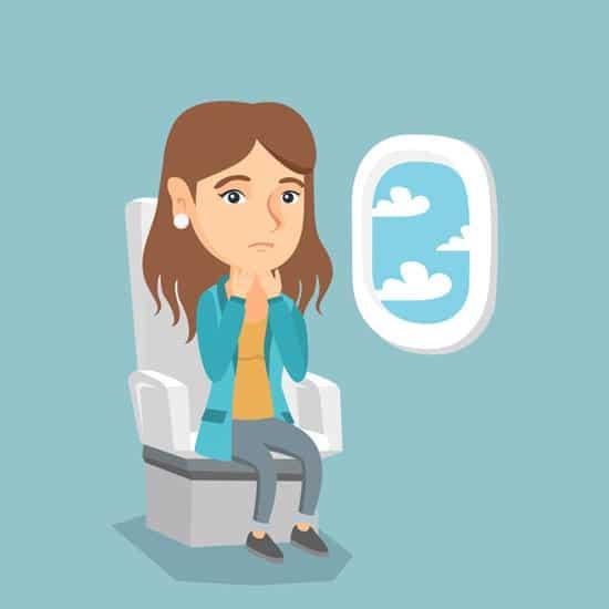 Vliegangst aanpakken met hypnotherapie